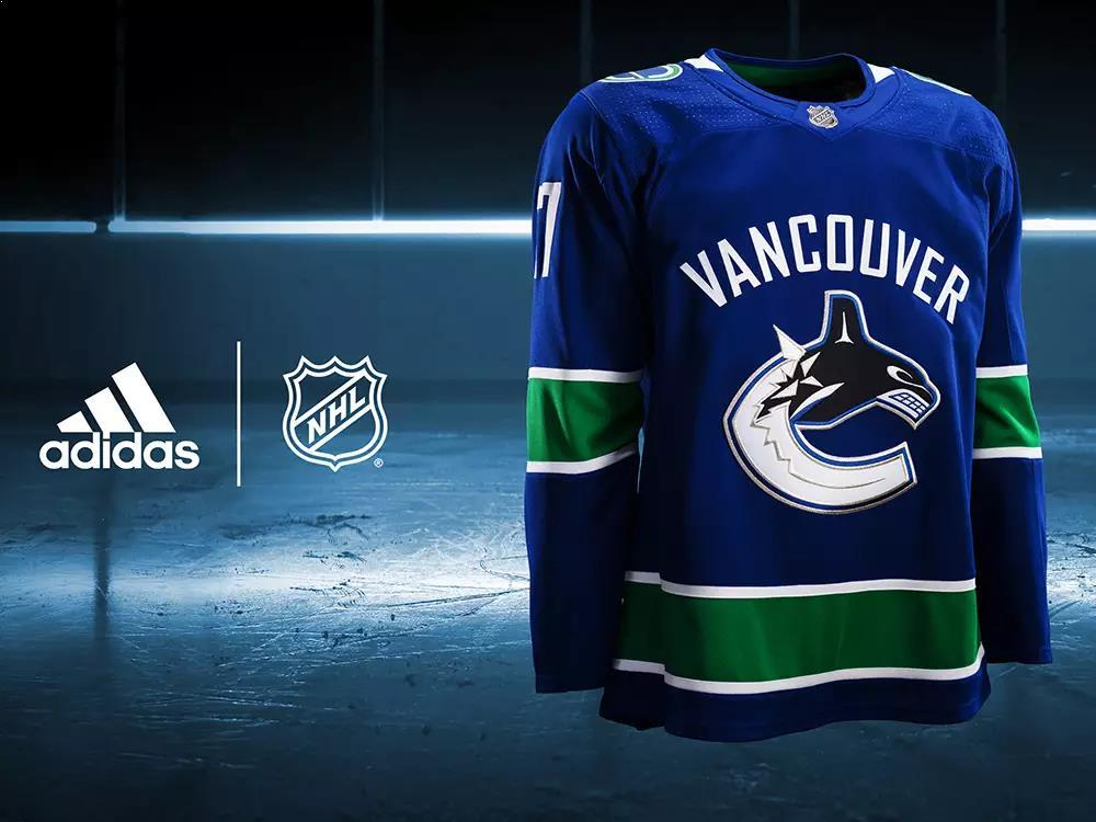 Vancouver Canucks On-Ice Authentic